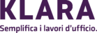 Klara_Logo_aubergine_it_Claim_RGB.png