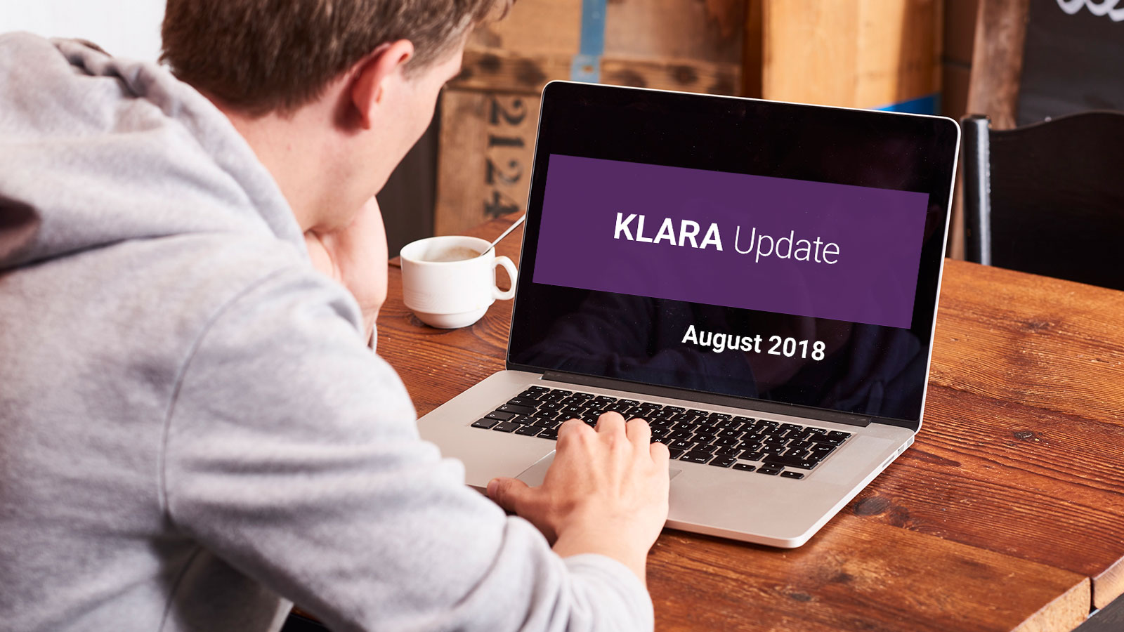 KLARA_Update_August_2018