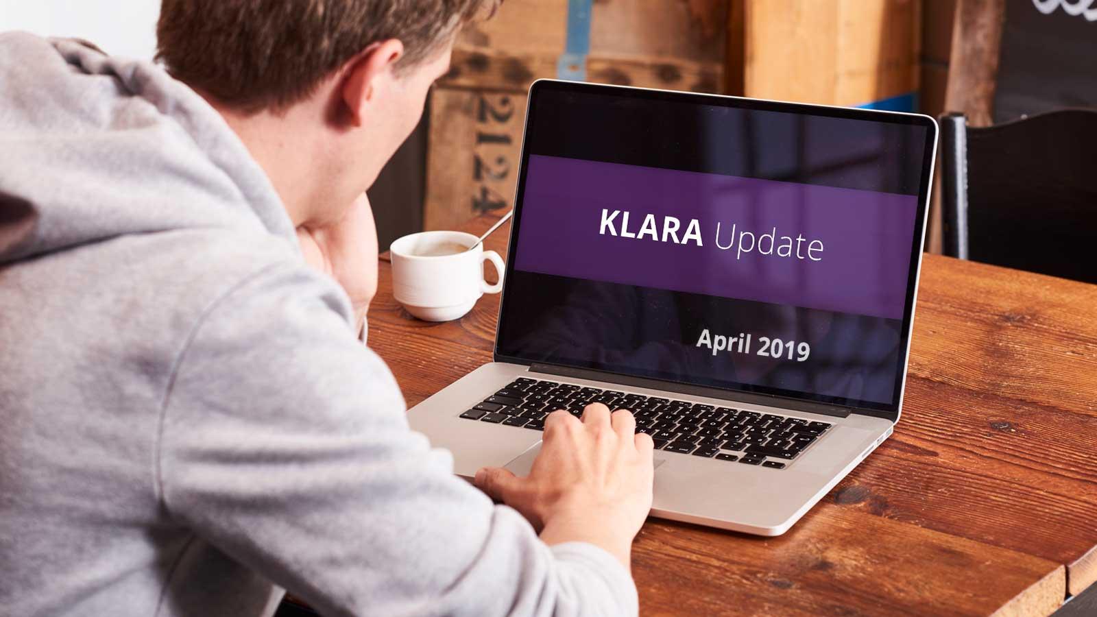 klara_update_april_2019
